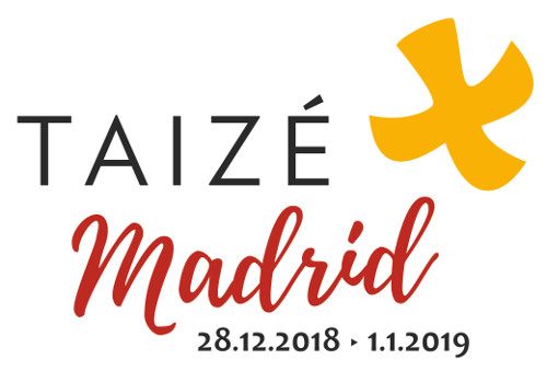 TAIZÉ Madrid 28.12.2018 - 1.1.2019